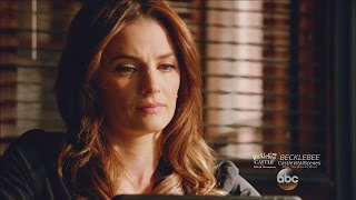 "Castle 8x07 Beckett Thinks  Castle Might Really Divorce Her ""The Last Seduction"""