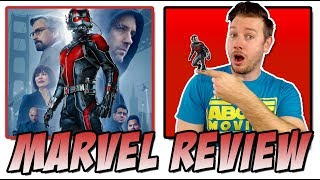 Ant-Man (2015) - Movie Review   (Journey to Marvel's Infinity War   MCU Analysis)