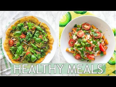 EASY Dinner Recipes | Healthy Dinner Ideas