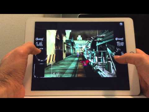 Hands On: Final Fantasy 7 Streamed On An iPad
