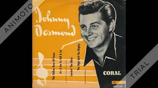 Johnny Desmond - The Yellow Rose Of Texas - 1955