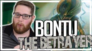 bontu the betrayer?? amonkhet lore lesson