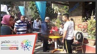 خدمة مجانية لتعريف الناخبين بأماكن تصويت الاستفتاء بإمبابة