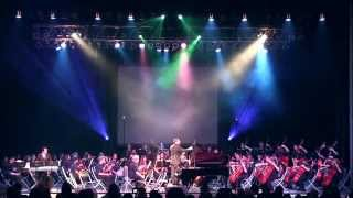 """Adagio for Tron""  Performed by Alpin Hong with LVYO Ensemble & Concert Strings"