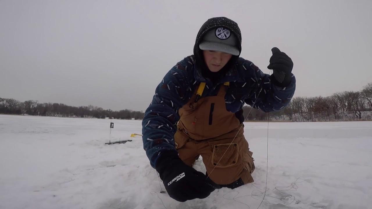 Episode 1 metro area ice fishing 2017 youtube for Ice fishing 2017