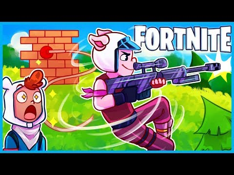 *INSANE* 360 GRAPPLER NO SCOPE VICTORY in Fortnite: Battle Royale! (Fortnite Funny Moments & Fails) thumbnail