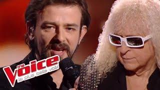 Michel Polnareff et Clément Verzi – L'homme en rouge | The Voice France 2016 | Finale