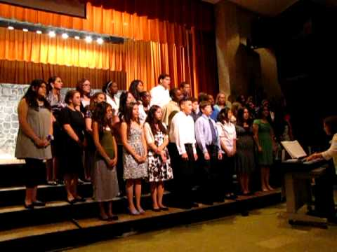 We are the World - May V. Carrigan Middle School
