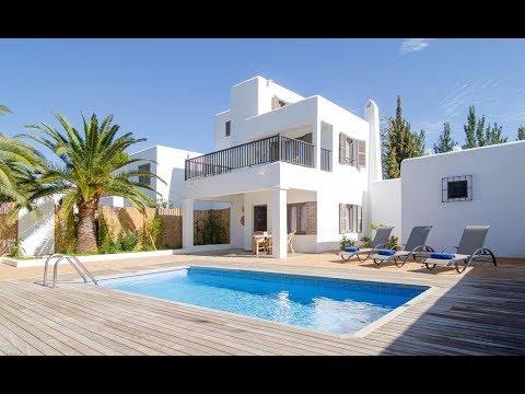 Villas S'Argamassa, Santa Eularia des Riu, Ibiza, Spain