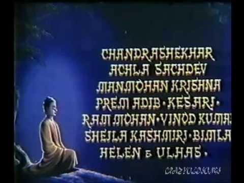 BUDDHAM SHARNAM GACHHAMI-1ST, 2ND,3RD - MANNA DEY & CHORUS -BHARAT VYAS -ANIL BISWAS ( ANGULIMAL)