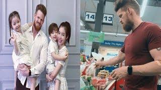 Danh tính bố đẻ của hai con Elly Trần lộ diện: phong độ chẳng kém gì tài tử