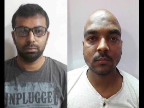 Two suspected ISI agents arrested in Faizabad and Mumbai