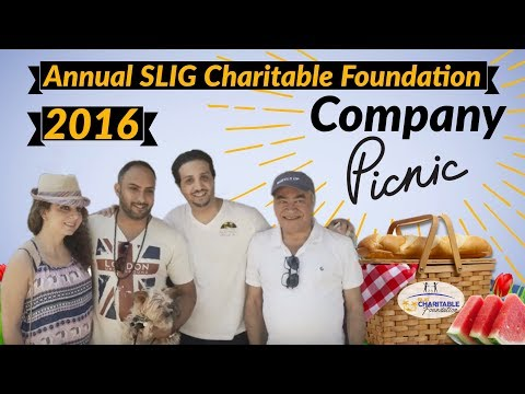 SLIG Charitable Foundation - First Annual Company Picnic 2016