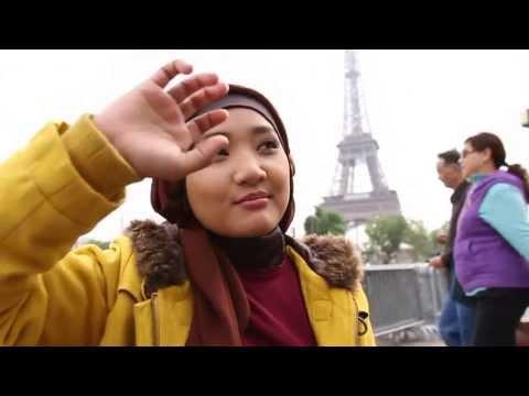 #FatinGoes2Europe Episode 7 Pemotretan dan Syuting Video di Paris