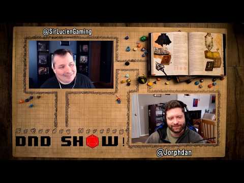 Ghosts of Saltmarsh & the Artificer - Ep 57 - SMD&DShow