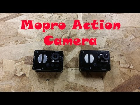 Mopro Action Camera Convert your Mobius to Gopro