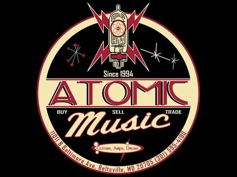 Atomic Music Store Tour 5-14-2015