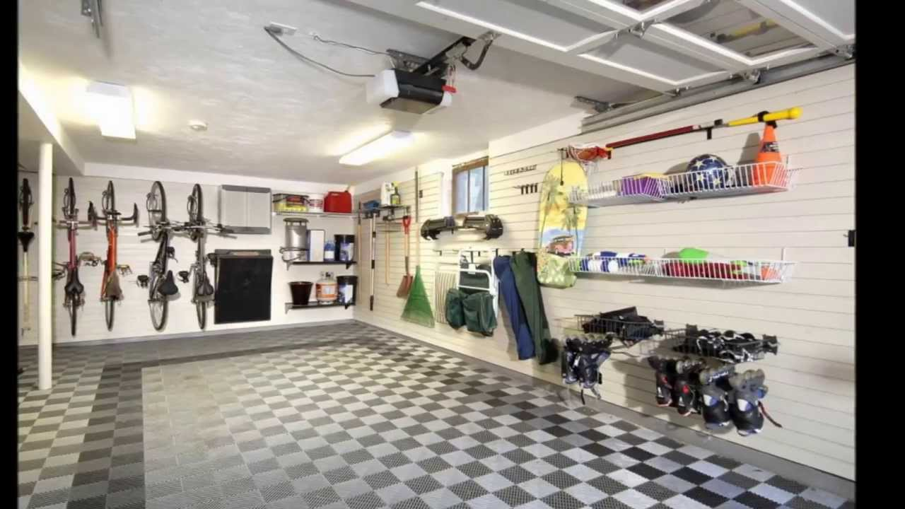 Garage Design Ideas Gallery - YouTube