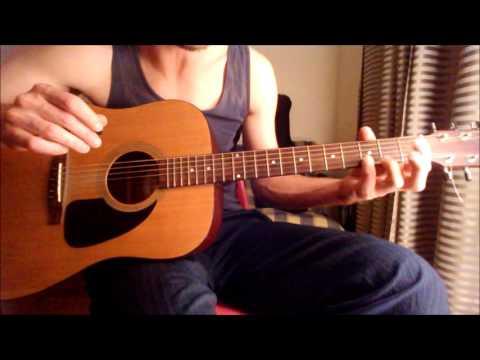 Guitar Lesson   My kantele   Amorphis