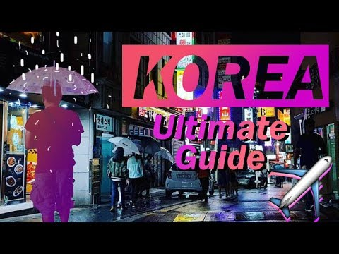 ✈️ Korea // Your Ultimate Travel Guide | Family Vacation