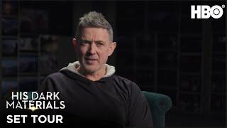 His Dark Materials Season 2: Exploring Cittàgazze (Set Tour)   HBO