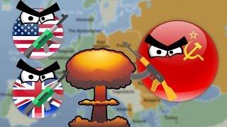 Если бы Третья мировая война произошла в 1945 | Операция