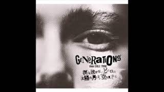 GENERATIONS NEXT  cover