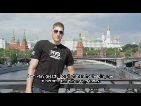 Olympic Feature - FIVB Hero Maxim Mikhaylov