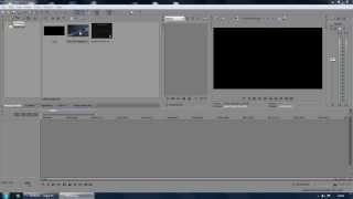 Como colocar vários vídeos juntos no sony vegas 11