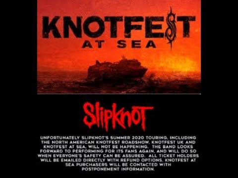 Slipknot officially cancel their summer 2020 tours ...