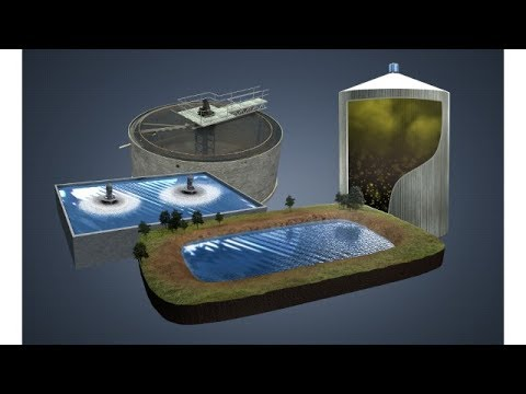 Wastewater - Secondary Treatment