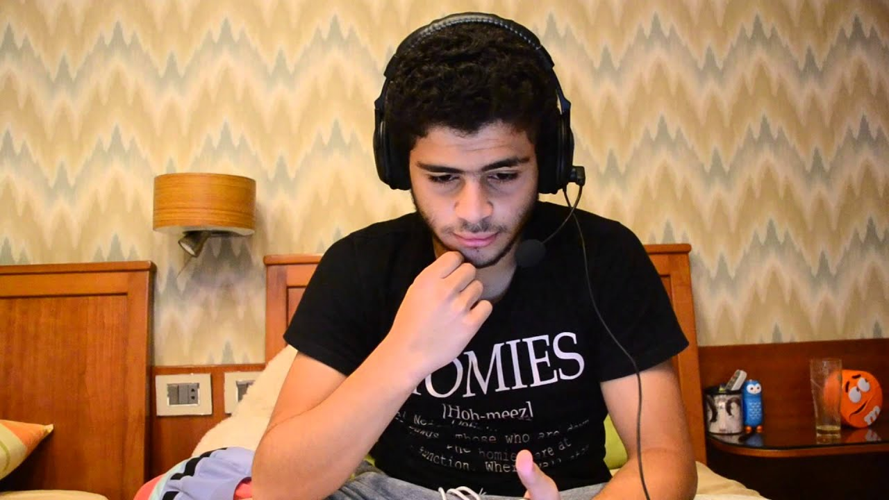 Egyptian Gamer's Life || حياة الجيمر المصري
