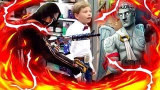 Yodeling Kid Plays Fortnite And CS:GO! (CSGO funny moments,Fortnite funny moments) ft.Oozern
