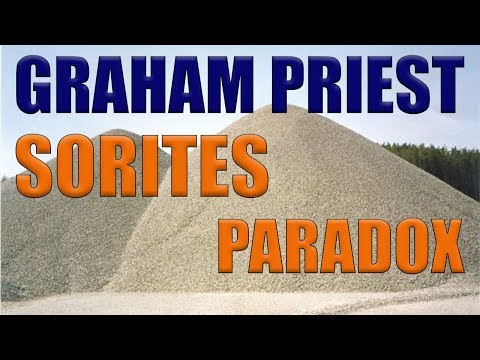 Graham Priest: Sorites Paradox | Who Shaves the Barber? #8