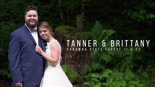 🌿Tanner & Brittany // Kanawha State Forest // 6.27.20 🌿