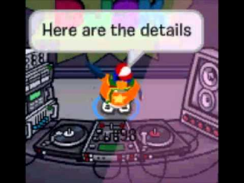 Club Penguin 50 Subscribers Party