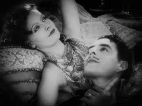 Greta Garbo - The faces of a Diva