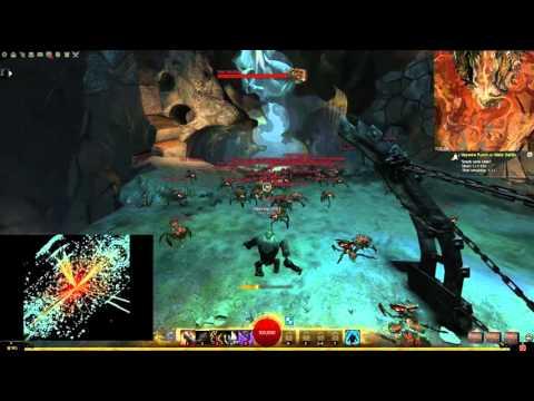 [GW2] Haywire Punch-o-matic Battle - Gold (2:17)