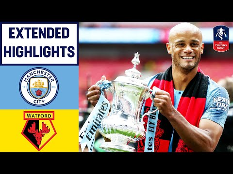 Manchester City Win the Emirates FA Cup! | Manchester City 6-0 Watford | Emirates FA Cup 18/19 Mp3