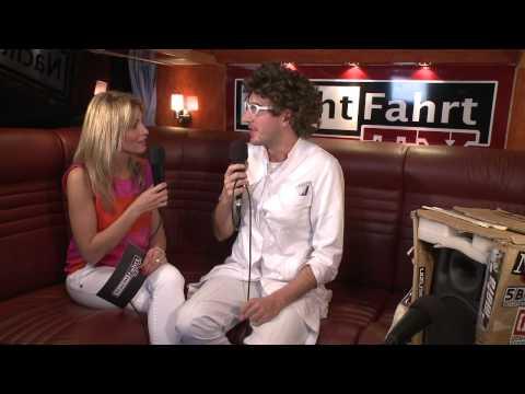 Hirsch von MONTREAL Interview @ Nachtfahrt TV