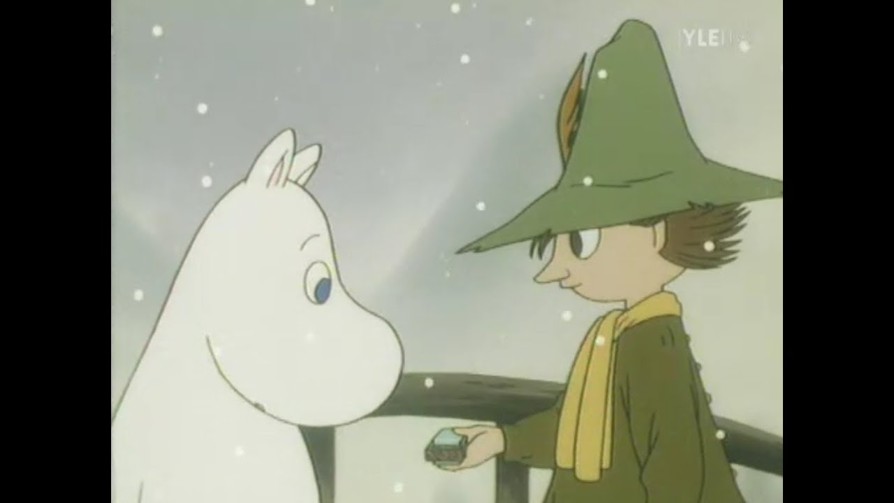 The Moomin//episode 21 - Snufkin Leaves Moomin Valley