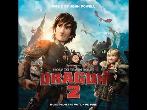 How to Train your Dragon 2 Soundtrack - 21 Dragon Racing Film Version (John Powell)