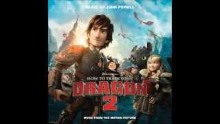 How to Train your Dragon 2 Soundtrack - 21 Dragon Racing Film Version (John Powell)