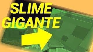 Combattere uno slime gigante su minecraft! - Mega boss challenge ep.3(Slime)