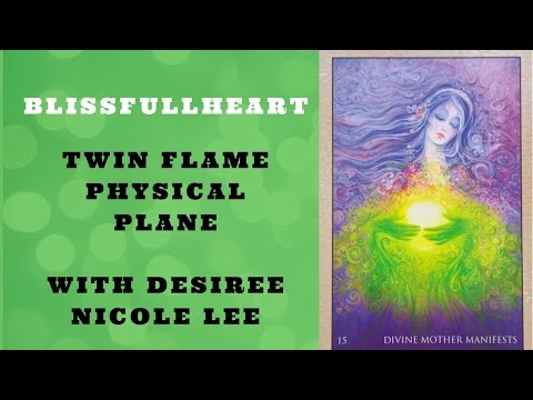Twin Flame Physical Plane April 20th ~ 26th ~ Tremendous amount of Healing and God's Love