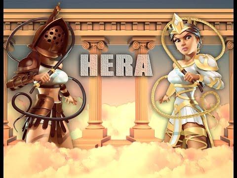 Gods Of Olympus [Hera] Spotlight