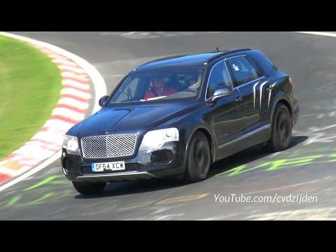 2016 Bentley Bentayga FAST Testing on the Nurburgring - YouTube on bentley truck, bentley watch, bentley arnage, bentley sport, bentley cars 2013, bentley zagato, bentley state limousine, bentley car models, bentley icon, bentley wagon, bentley coop, bentley 2013 models, bentley hearse, bentley brooklands, bentley racing cars, bentley symbol, bentley automobiles, bentley concept, bentley falcon, bentley maybach,