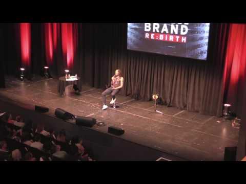 Russell Brand VS Heckler