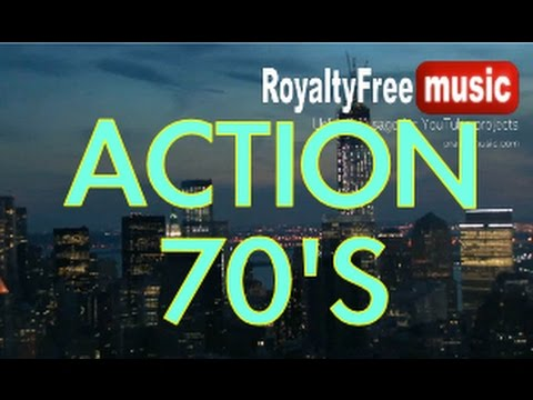 Action 70's - Royalty Free Music - Night Scenes