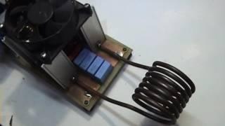 Блок питания для индукционного нагревателя